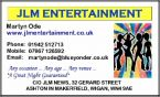 JLM Entertainment