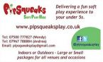 Pipsqueaks Soft Play Hire