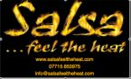 Salsa...feel the heat