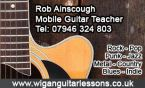 Wigan Guitar Lessons
