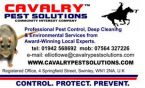 Cavalry Pest Solutions CiC