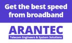 Arantec Telecom Enginneers and System Solutions