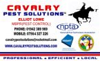 Cavalry Pest Solutions